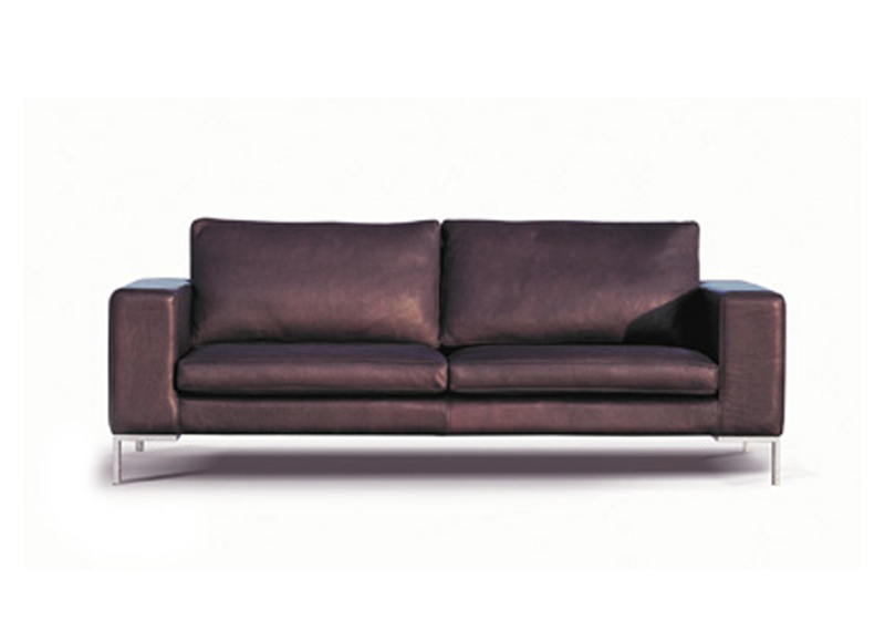 Sofa de cuero contemporaneo bs 4944 for Sofas contemporaneos