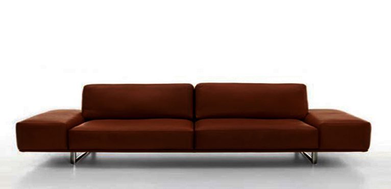 Sofa de cuero contemporaneo bs 4958 - Sofas contemporaneos ...