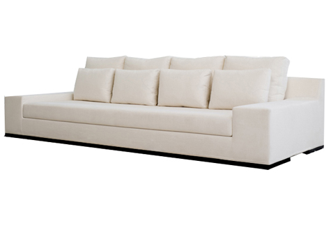 sofa de tela contemporaneo bs 4960